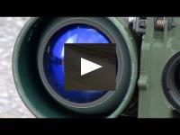 Embedded thumbnail for Garkalnes Televīzija: Zaļā vārna un lielais mārsilu zilenītis Ādažu poligonā